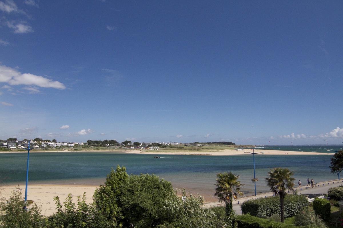 Location Appartement romantique petite vue mer 4* France, Bretagne, Clohars-Carnoet