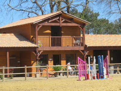 Gite 4 personnes dans joli centre equestreDordogne