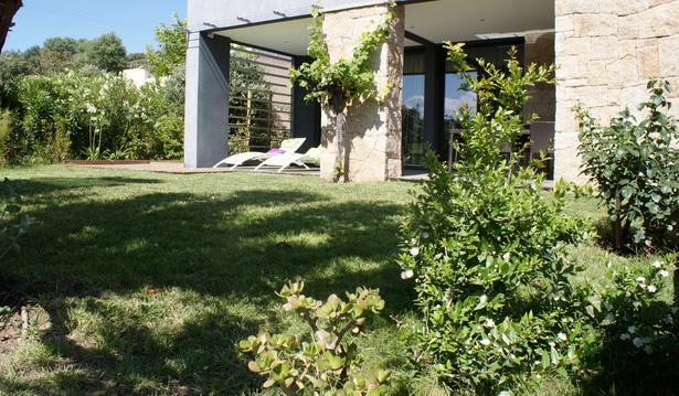 30 m plage, villa contemporaine standing, clim