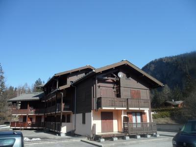 appartement dans chalet vue Mont Blanc et lac !