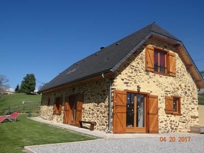 Bergerie rénovée dans les Hautes-Pyrénées