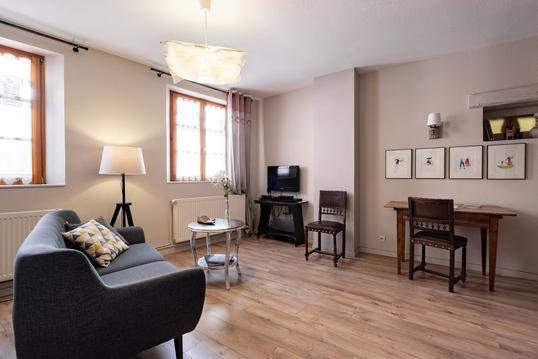 Cour St Fulrad / Suite 1 /  chambre d'hôtes charme