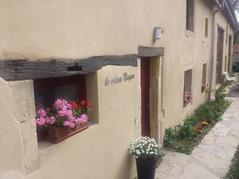 Chambres d'hôtes en campagne entre Metz et Saint A