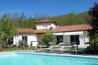 Villa Beauséjour, avec piscine sécurisée