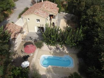 Villa Serre du Puech 12 pers avec piscine privée