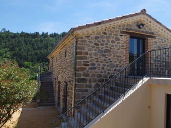Villa Le Meliet avec piscine privée