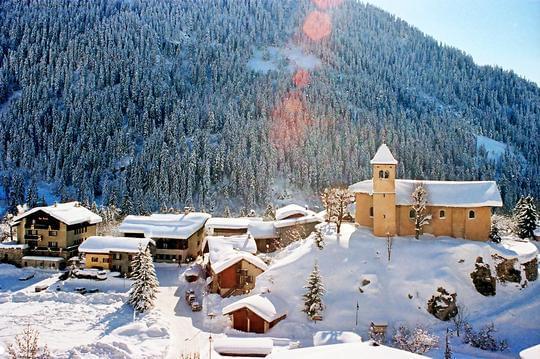 Appartement cosy en chalet bois La Plagne Ski 4-6p