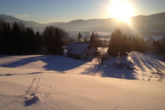 Chalet Alpes nature & Vercors 3p
