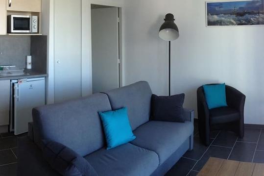 logement neuf plouguerneau, vue directe Mer (50m)