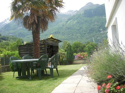 Appartement en rez de jardin, classé 3 étoiles