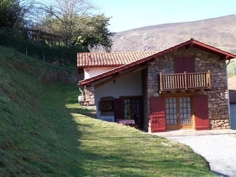 Au Pays basque, gite entre mer et montagne