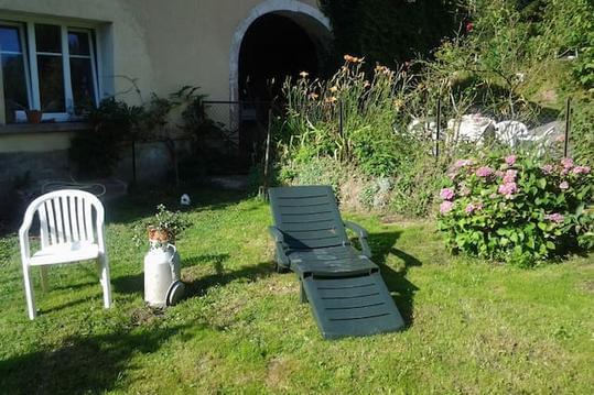 Chambre intimiste au cœur des Vosges saonoises