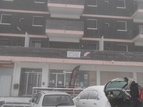Studio au ski Collet d'Allevard