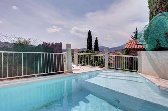 Villa Provence vue panoramique - calme et détente