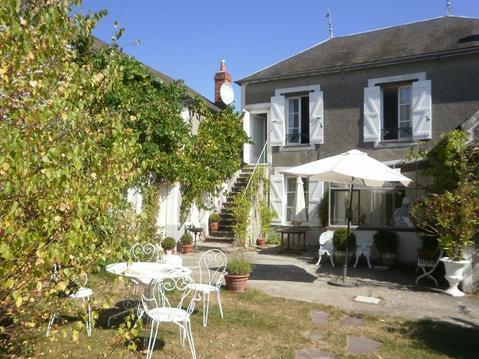 Charmante maison de village située à Boigneville