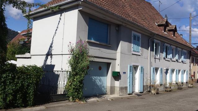 """""""Le relais Bleu""""   au pied du Grand Balon d'Alsace"""
