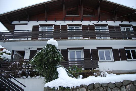 perce neige village
