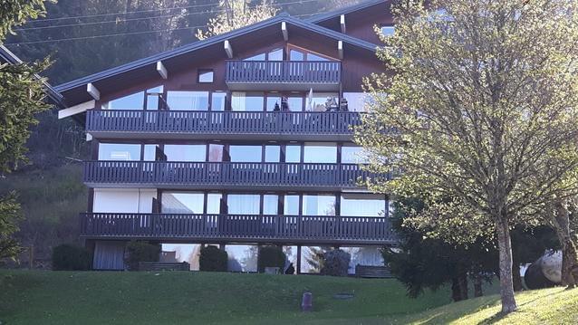 Studio au calme dans chalet Haute-Savoie