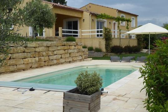 Villa individuelle avec piscine du 28/7 au 12/08