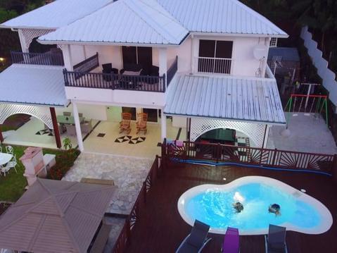 villa SAINTYVES  LABELISE 5* N°20210