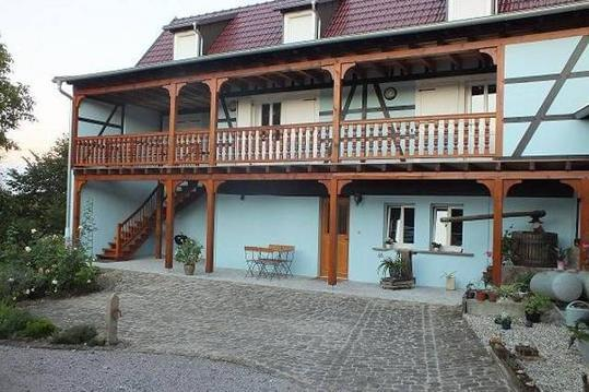 Gîte de Charme 4/6 Personnes Alsace