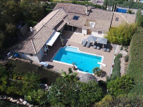 villa de qualité 5 étoiles 10-12 pers piscine
