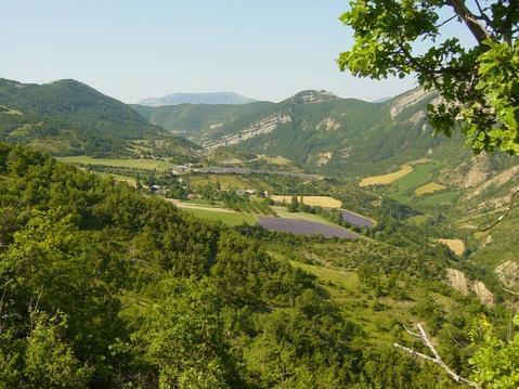 Gîte 5 à 8 pers. entre Diois et Drôme Provençale.