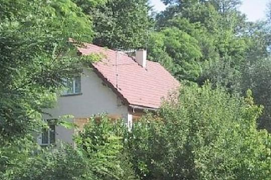 Maison  sur 2 niveaux