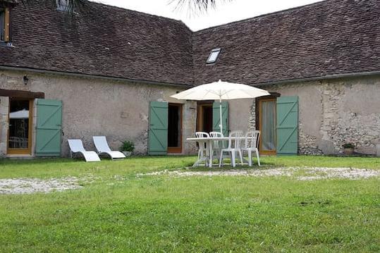 maison périgourdine, pleine nature près LASCAUX 4