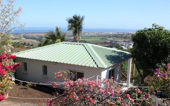 Bungalow 40m2 vue mer panoramique