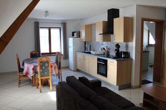 Gite centre Alsace coté plaine