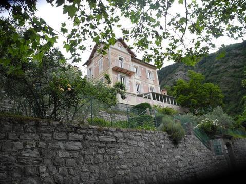 MERCANTOUR, Gîtes Villa le beau site à MOULINET 06