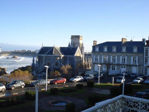 appartement T3 bis  biarritz