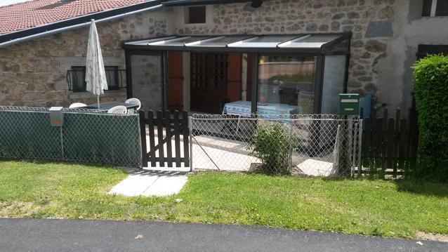 Maison de village confortable altitude 1000 M.