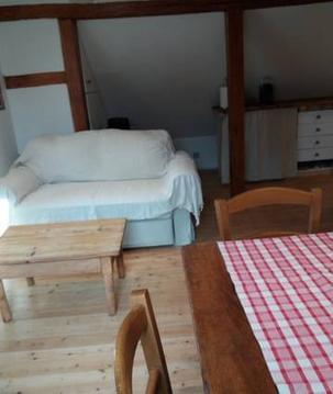 Appartement dans maison alsacienne, sud Strasbourg