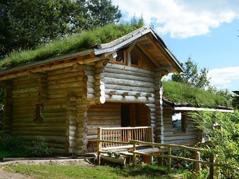 logement de charme La Cabane de Hans ...