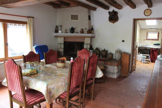 tranquillité petite maison de campagne