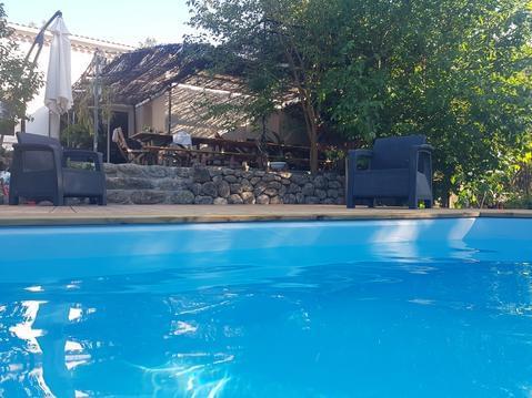Chambre et tables d'hôtes avec piscine chauffée