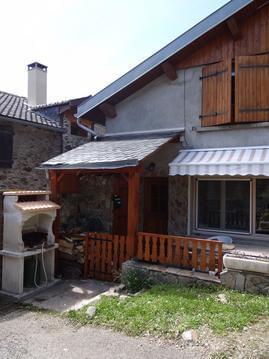 chalet Pyrenées ariègeoises près Ax et Andorre
