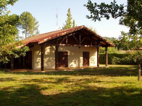 Villa landaise dans forêt Très confortable + Wifi