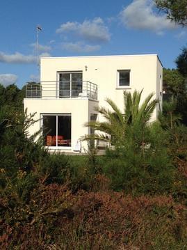 Maison d'Architecte Bois du Kador à Morgat