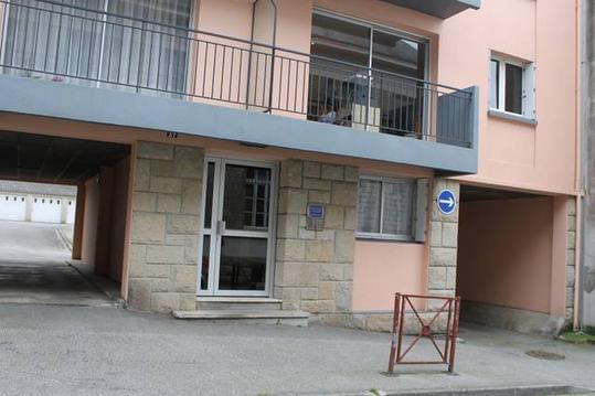 Studio  en rdc centre ville Douarnenez