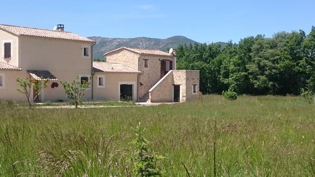 le cabanon en Drôme provençale Baronnies 4pers.