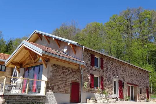 Maison de Charme 4**** avec Piscine + Sauna prive