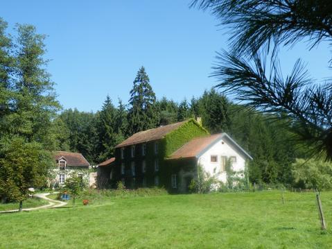 chambres d'hôtes au Moulin de la Scie