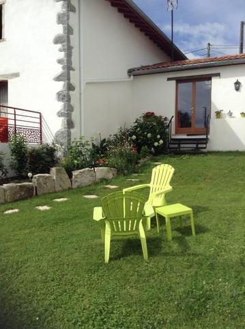 Studio Larrondoa au pays basque