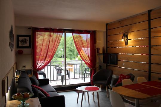 Bel appartement , situé au coeur du village,