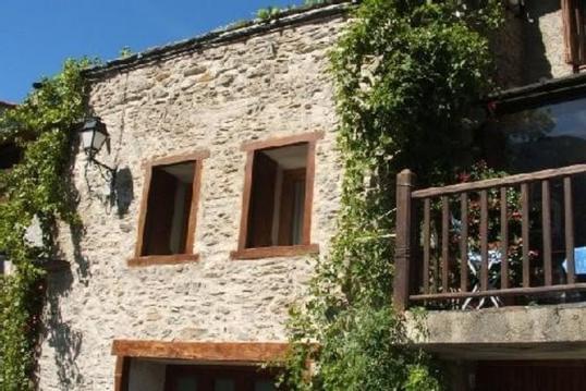 Bergerie ' Le Cortal 'au village de nohèdes
