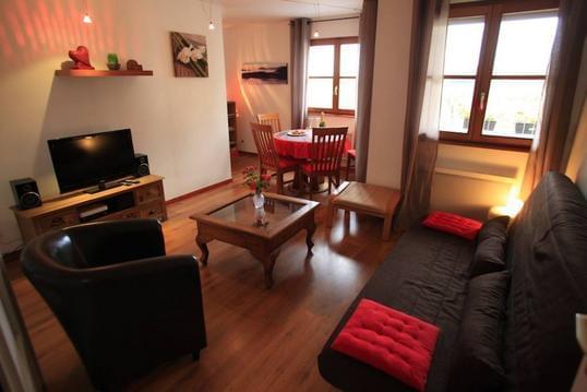 Charmant appartement avec vue sur vignes