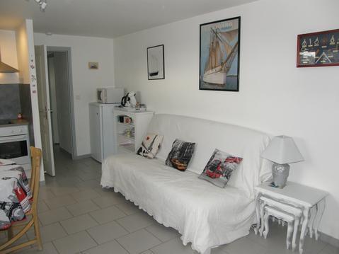 Appartement très calme et bien placé